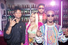 Video Premiere: Rae Sremmurd feat. Nicki Minaj