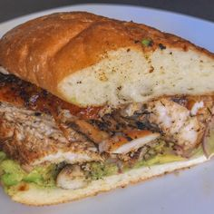 [Homemade] California chicken sandwich #food #foodporn #recipe #cooking #recipes #foodie #healthy #cook #health #yummy #delicious