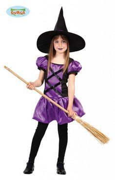 Čarodejnice - fialová