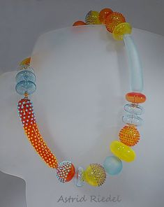 Astrid Riedel Glass Artist: Spring is in the air!