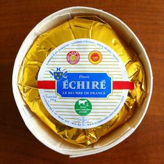 I want to try this butter.  I wonder which country I need to travel to get some.