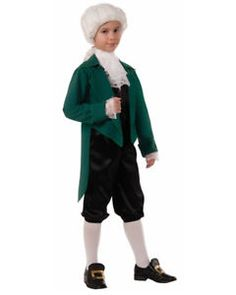 Thomas jefferson costume ideas google search diy pinterest kid boys deluxe american revolution colonial thomas jefferson suit costume solutioingenieria Gallery