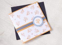 Creations - Artemio Creations, Notebook, Underwater, Coral, Fragrance, Notebooks, Scrapbooking