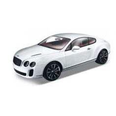 Welly Scale Models now available at uk diecast models Bentley Continental Supersports - White