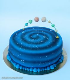Universe cake, via Flickr.