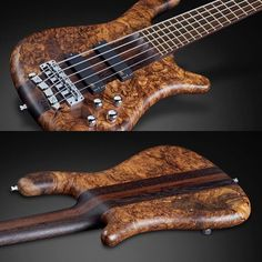 Streamer Stage I with Black Walnut Burl body wood and natural oil finish #warwick #framus #warwickbass #framusguitar #bass #guitar #instrument #music #musician #sound #strings #wood #woodporn #play #player #color #colorful #amps #amplification #acoustic #acousticguitar