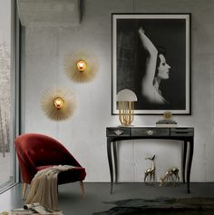 Black can be the perfect color for the furniture | Soho Console Table by @Boca do Lobo | http://modernconsoletables.net