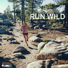 RUN WILD Fitness Motivation / Fitness Blog - Follow for more!