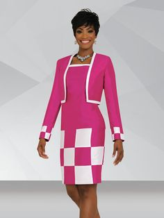78430 Stacy Adams - Rapture Gold Upscale Women's Church Suits, Dresses, Hats For Ladies Church Suits And Hats, Women Church Suits, Church Attire, Church Outfits, Suits For Women, Church Dresses For Women, Church Hats, Modest Fashion, Fashion Dresses