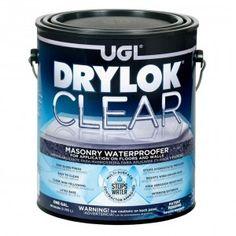 Paint Over Exterior Waterproofer