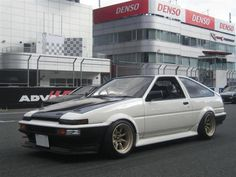 Corolla AE86 I really just want one.