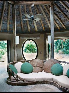 Vogue Living - Tropical beach hideaway