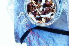 Granola, Acai Bowl, Sugar, Breakfast, Food, Acai Berry Bowl, Morning Coffee, Essen, Meals