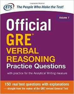 Download the official guide to the gre general test 3rd edition how to learn english fast official gre verbal reasoning practice questions by educational testing service fandeluxe Images