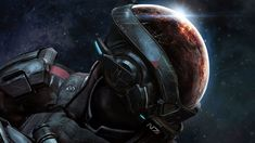 Mass Effect: Andromeda is coming in March, much sooner than I thought!  #MassEffectAndromeda, #releasedate, #EA