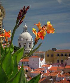 Lisbon, Portugal    #Travel #Places #Landscape #Photography