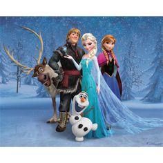 Frozen Mural - Frozen - Disney