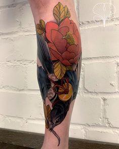 Magpie Tattoo, Like A Rock, Tattoos, Instagram, Tatuajes, Tattoo, Tattos, Tattoo Designs