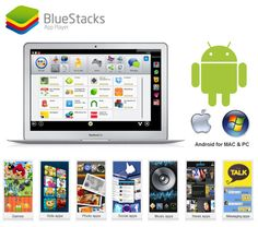 Bluestacks Review: Bring Android to your Windows or Mac Mac Pc, News Apps, Games For Kids, Android, Bring It On, Tutorials, Windows, Technology, Games For Children