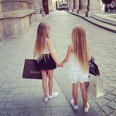 little divas! (my future daughters)