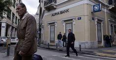 La BCE a suspendu l'un de ses canaux de financement aux banques grecques. Jeudi matin, l'indice du secteur bancaire grec à la Bourse d'Athènes s'est effondré de plus de 22 %.
