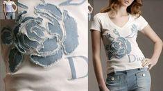 Rhonda's Creative Life: Monday Morning Inspiration/Carolina Herrera and Embellishment