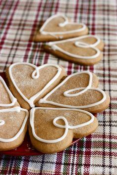 Vegan gingerbread cookies!