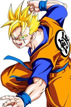 Mirai Gohan Dragon Ball Z, Mirai Gohan, Ssj3, Db Z, I Love Anime, Akira, Comic Art, Anime Art, Fan Art