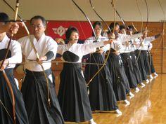 弓道、Kyûdô, Japanese archery
