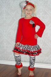 Zebra Long Sleeve Boutique Dress$14.99 ONLY at www.gabskia.com...