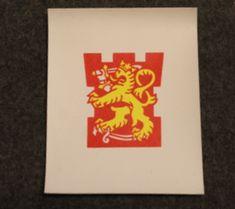 Finnish army, emblem.