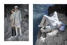 "Ne.Sense 2015 Pre-Fall ""Strand"" Lookbook"