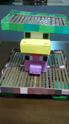 X Minecraft Coal Ore Block Vinyl Wall Decal Build THIS - Lego minecraft hauser