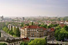 Klaipėda, Lithuania / #photography #city #oldtown