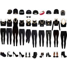 Black is the new black. by xxeucliffexx on Polyvore featuring polyvore fashion style Splendid Pieces T By Alexander Wang Estradeur Topshop Dark Pink American Vintage H&M STELLA McCARTNEY The Row even&odd Steve Madden Nly Shoes Shoe Republic LA Givenchy Yves Saint Laurent Charlotte Russe Brian Atwood Adia Kibur Chanel Michael Kors Kenneth Jay Lane NLY Accessories Monki Jigsaw Versace River Island KRISVANASSCHE NIKE Wilfred Free ZeroUV 10 Girls kpop korea girlsband