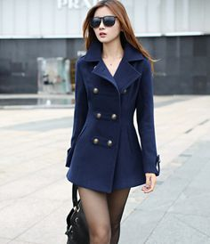 $35.00 | Wool woolen coat jacket MG818GI