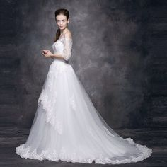 Love this. Bridal gown