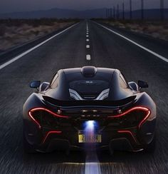 The Phenomenal #McLaren P1. Click on the pic to win the ultimate supercar experience. #Inspiration
