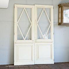French Double Door  フレンチアンティークダブルドアー