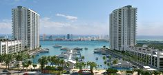 New and Pre-Construction | Marina Palms Yacht Club & Residences, Waterfront Condo in Miami, Florida