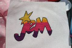 jem logo cross stitch - Google Search