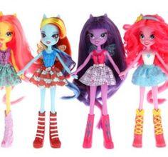 "100 poupées ""Equestria Girls"" d'Hasbro à gagner !"