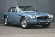 1966 Maserati Sebring - 3500 GTI S Serie II | Classic Driver Market
