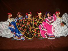 Ballet Folklorico - Jalisco, Vera Cruz, Chiapas!!