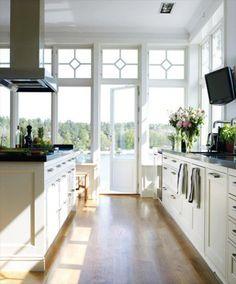 Kitchen #white #kitchen