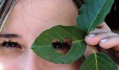 unglaublich leichte Schwere: Achtsamkeit Woche 14 - liebevolle Augen