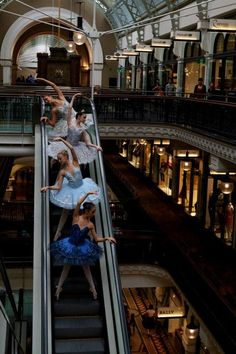 Fotos de Ballerina Project Australia | via Facebook