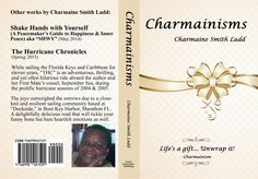 """The author's second book, (The Little Book of) """"Charmainisms."""" Wit and wisdoms from the """"SHWY"""" Philosophy (""""Shake Hands with Yourself""""). It's a little book packed with big perspectives!  {Amazon Books} Wit And Wisdom, Shake Hands, Little Books, Inner Peace, Philosophy, It Works, Author, Writing, Amazon"""