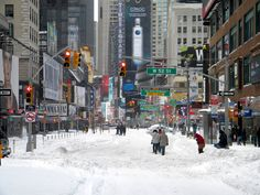 New York City was pounded Tuesday with up to 15 inches of snow, as Winter Storm Janus raked the United States east coast as the region's brutal winter weather continued.
