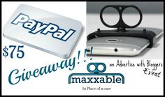Enter for your chance to win a great Maxxable clip AND $75 in PayPal cash! #Giveaway ends 3/20